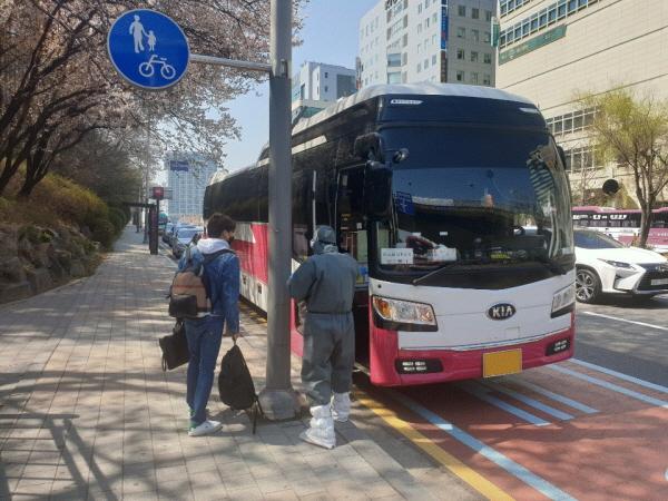 성남시, '코로나19 예방' 무증상 해외입국자..